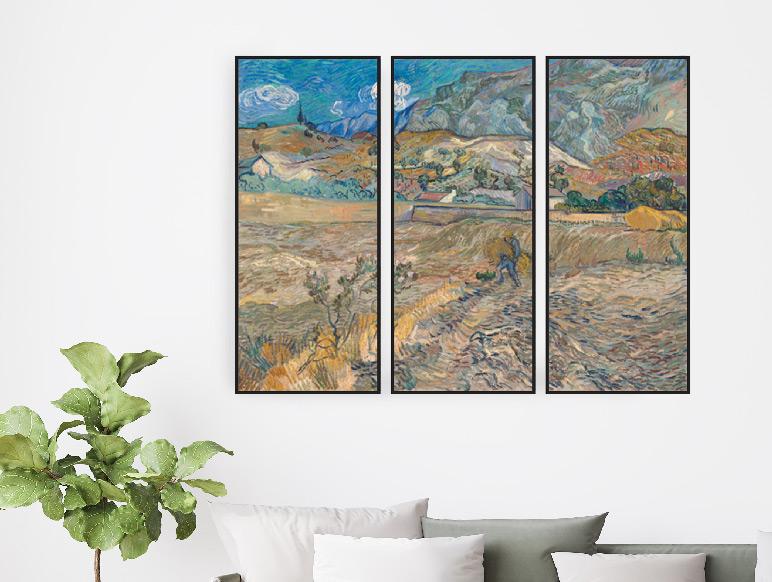 wallartonline Triptych frame